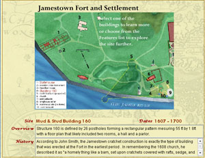 jamestown in the Atlantic